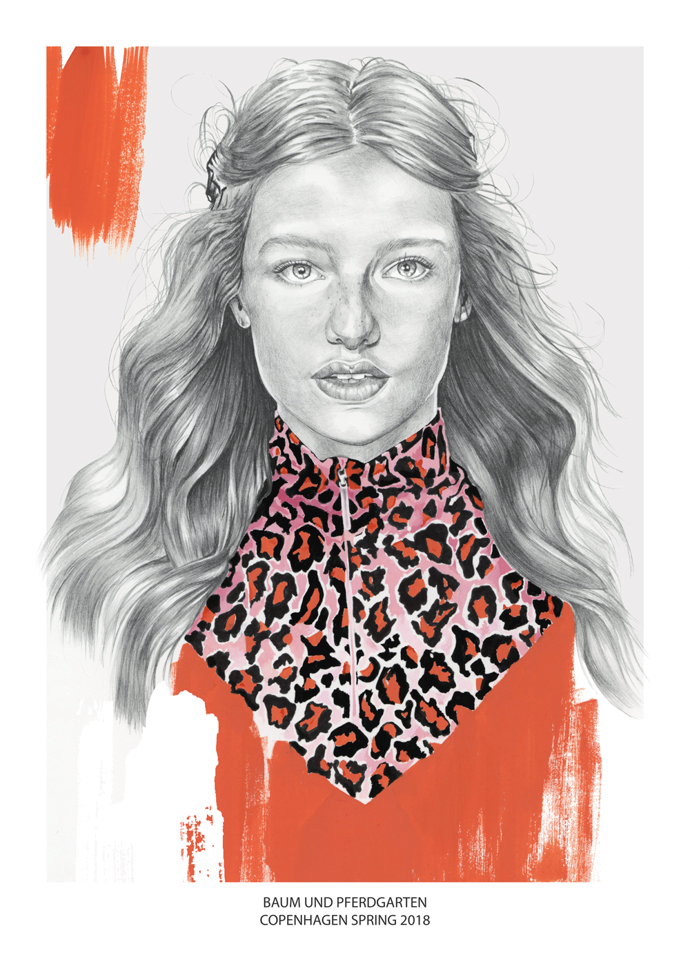 Baum and Pfedgarten fashion illustration