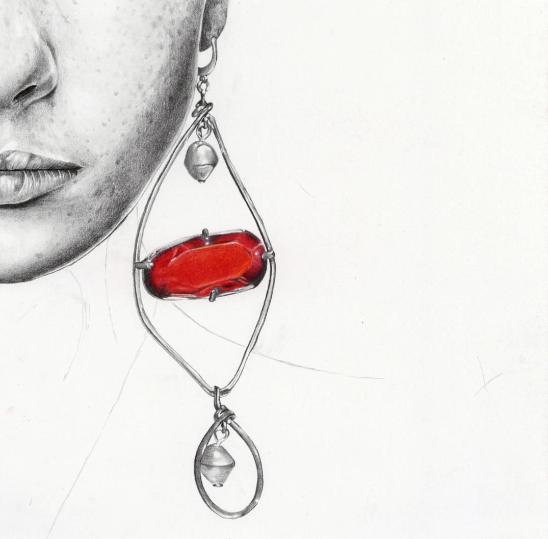 Marni-earring