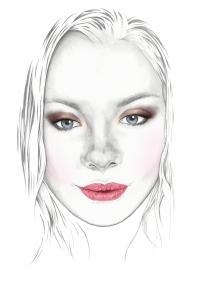 Graphite Pencil and digital art illustration of Matilda