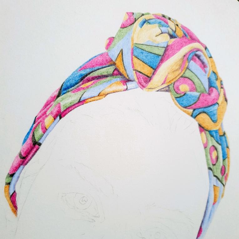 turban work in progress 1
