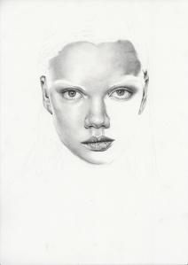 """""""Grace"""" - work in progress 2"""